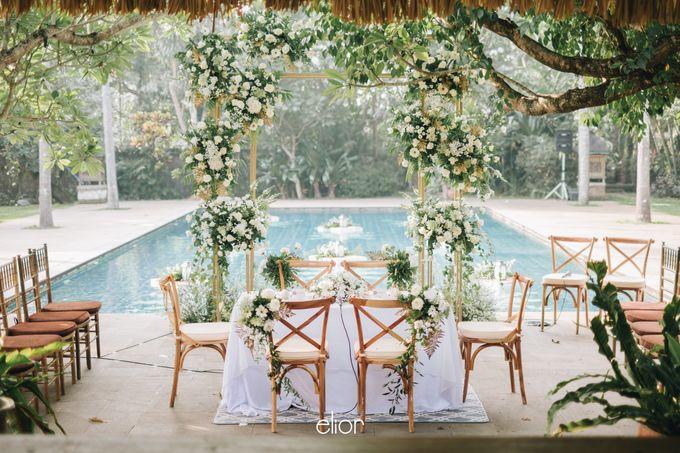 The Wedding of Citra & Deri by Elior Design - 002