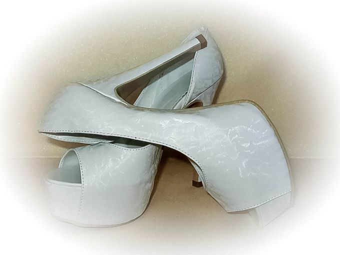 BRIDAL SHOES by Pamela Falli - 007