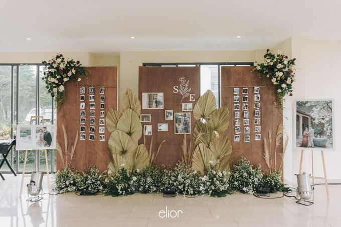 The Wedding of Steven & Evelyn by Elior Design - 023