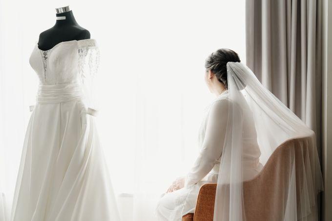 Febri & Grace's Wedding by Cloche Atelier - 004