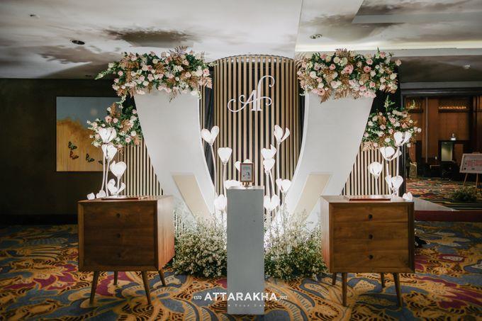 The Wedding of Avi and Farhan by Elior Design - 002