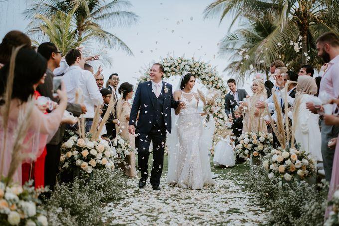 Kiyomi & James Wedding by Delapan Bali Event & Wedding - 032
