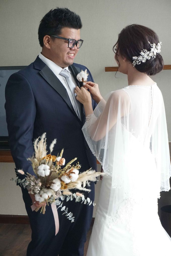 The Wedding Of Ricky Fajar Adiputra & Chika Octavia by ID Organizer - 005