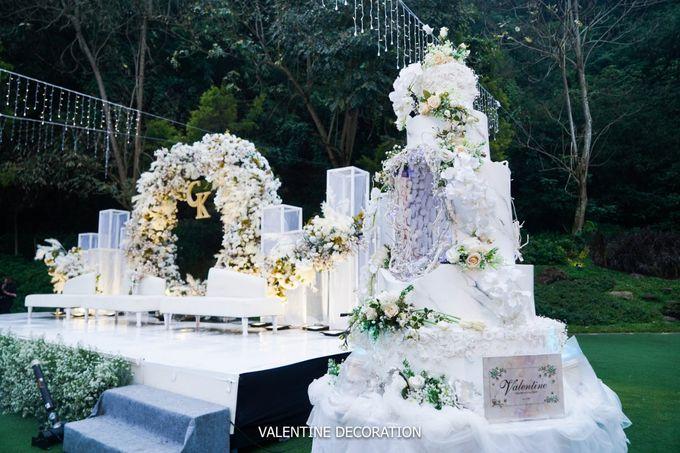 Grady & Kezia Wedding Decoration by Valentine Wedding Decoration - 004
