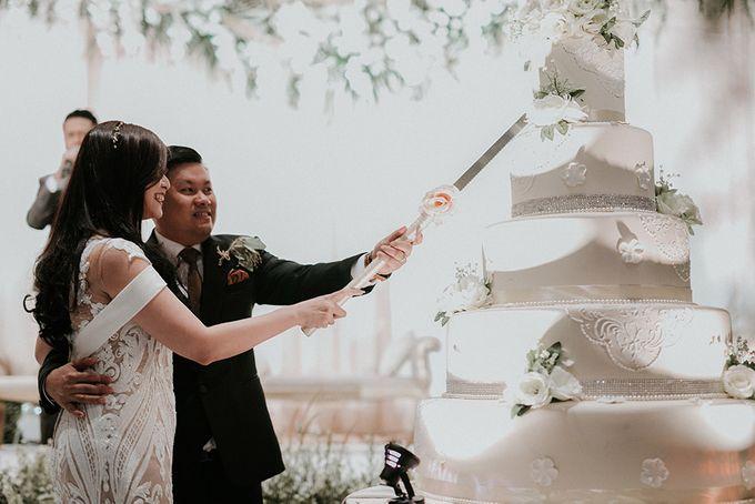 Wedding of Robert & Michelle by La'SEINE Function Hall - 005