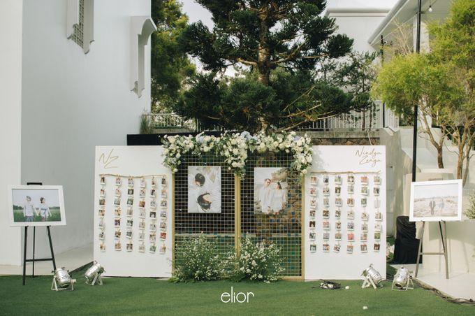 The Wedding of Nindya & Zenga by Elior Design - 018