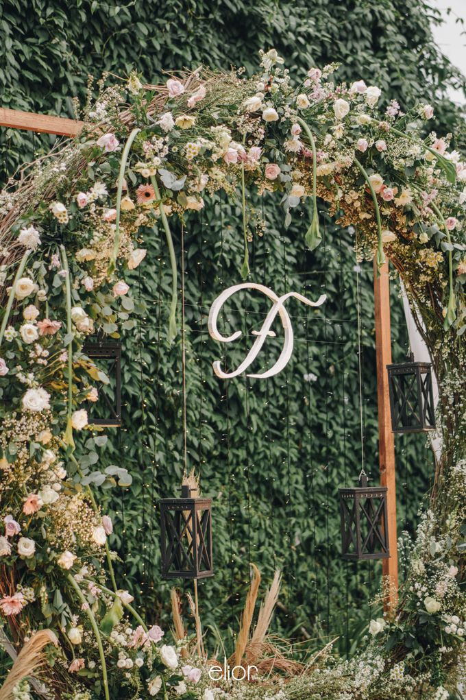 The Wedding Of Felicia & Deny by Elior Design - 018