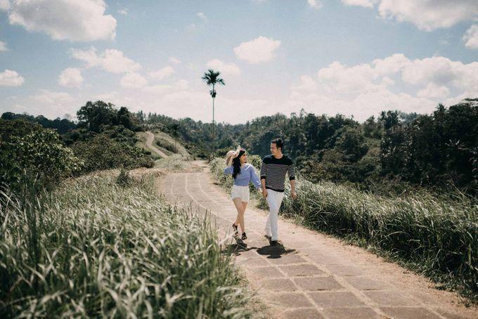 SUNDORO & LIA PREWEDDING by DHIKA by MA Fotografia - 004