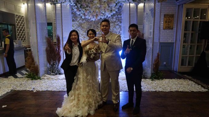 The wedding of Alvin Chandra & Yunita Tamsir by Anthony Stevven - 004
