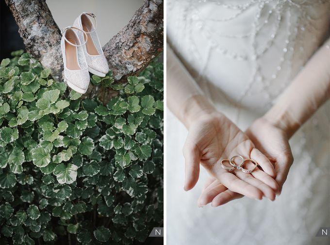 Reinaldo & Beatrice Wedding by NOMINA PHOTOGRAPHY - 004