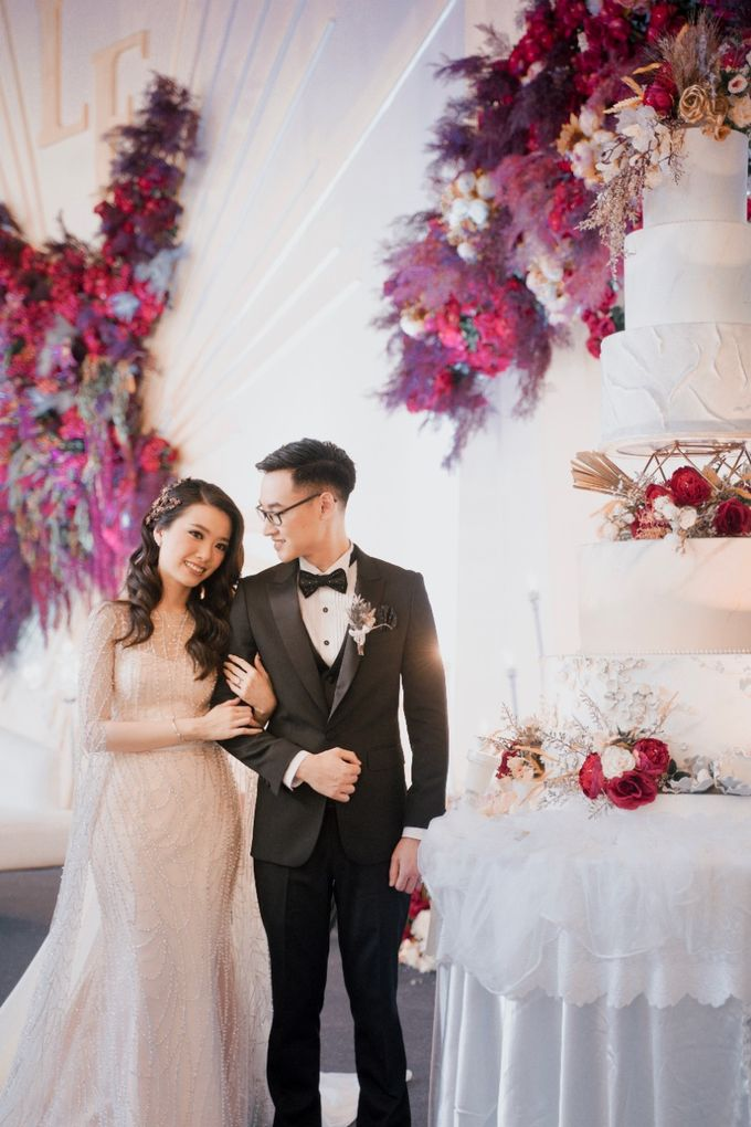 Ludwig & Eve Wedding Decoration by Andy Lee Gouw MC - 004