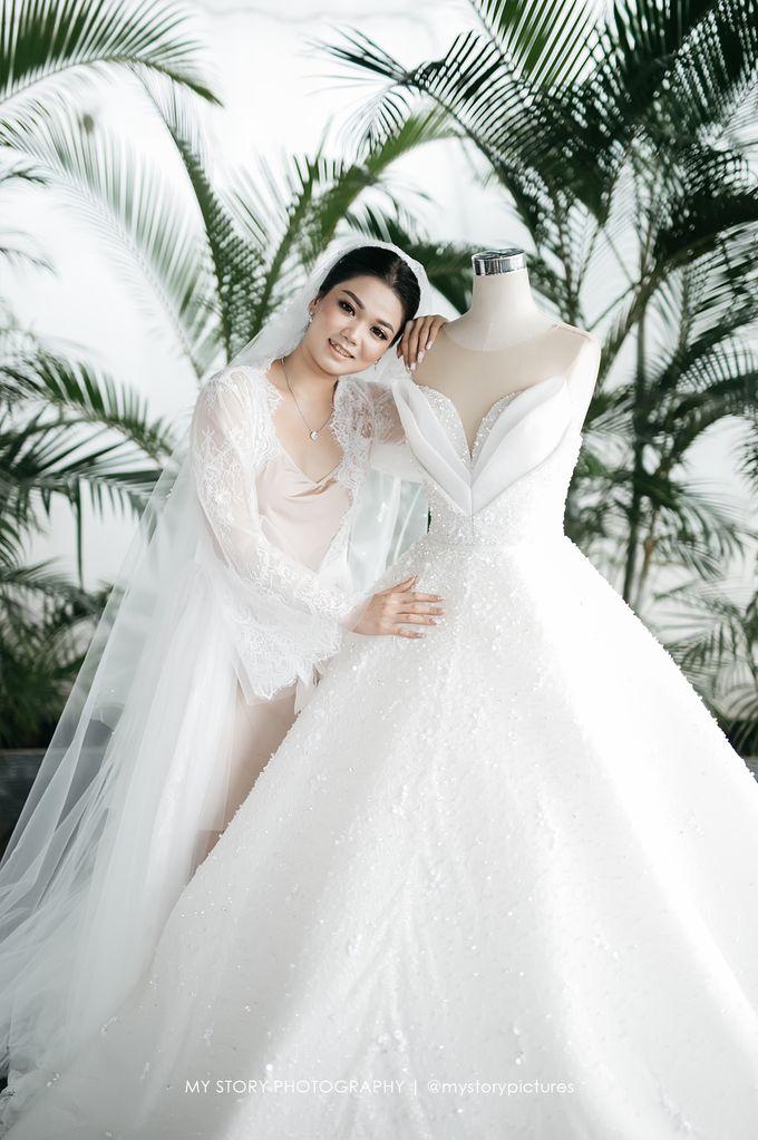 Wedding Tobi & Chrisania by My Story Photography & Video - 004