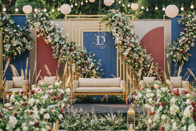 The Wedding of Laras and Dhika by Elior Design - 026