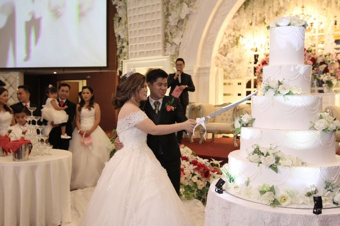 Wedding party of David and Shu Li at Angke Restaurant by Angke Restaurant & Ballroom Jakarta - 005