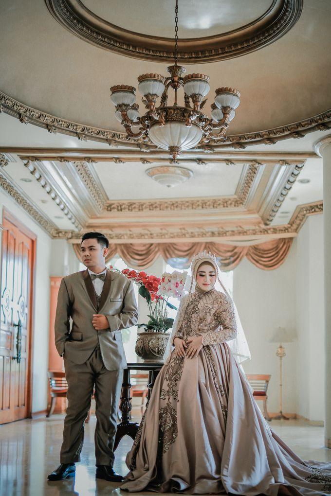 Wedding of Olivia & Bachtiar by Rashdan Planner - 009