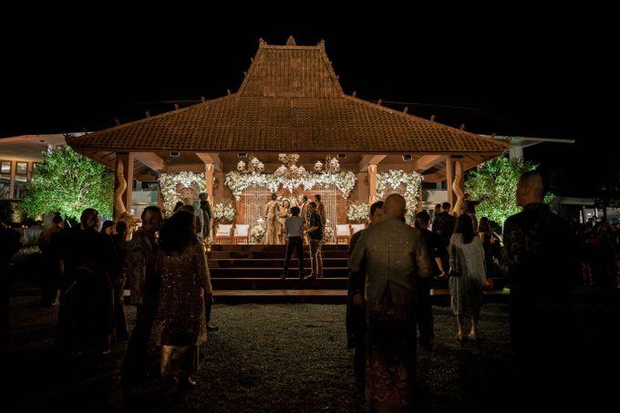 Wedding of Kicha & Bimo by Minity Catering - 013