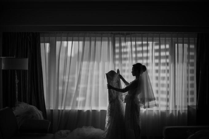 Leonard & Shieng Wedding by Casablanca Design - 004
