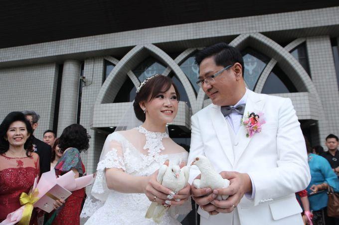 The Wedding Of Aris Pram & Vonny Tay by ID Organizer - 004