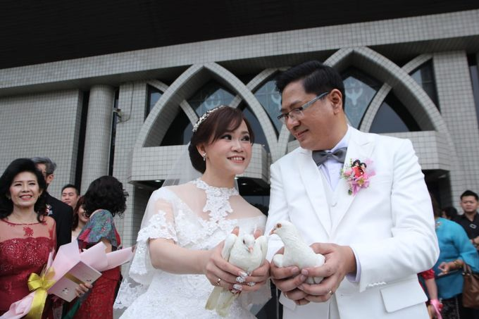 The Wedding Of Aris Pram & Vonny Tay by JJ Bride - 004