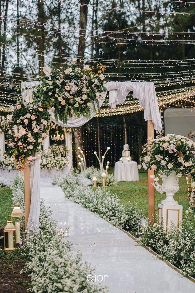The Greek Goddess Themed Wedding of Edo and Marshella by Elior Design - 003