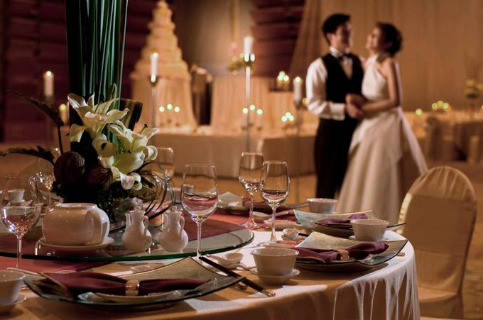 Weddings at Millennium Hilton by Millennium Hilton Bangkok - 004