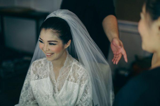 Tomas & Asti Jakarta Wedding by Ian Vins - 003