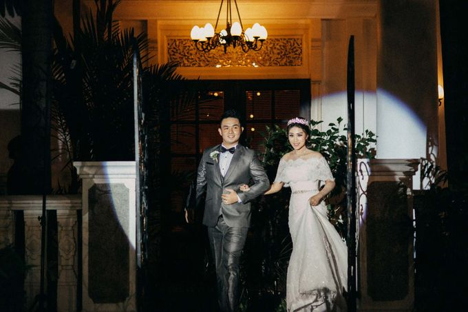 DAVID & FELICIA WEDDING by DHIKA by MA Fotografia - 040