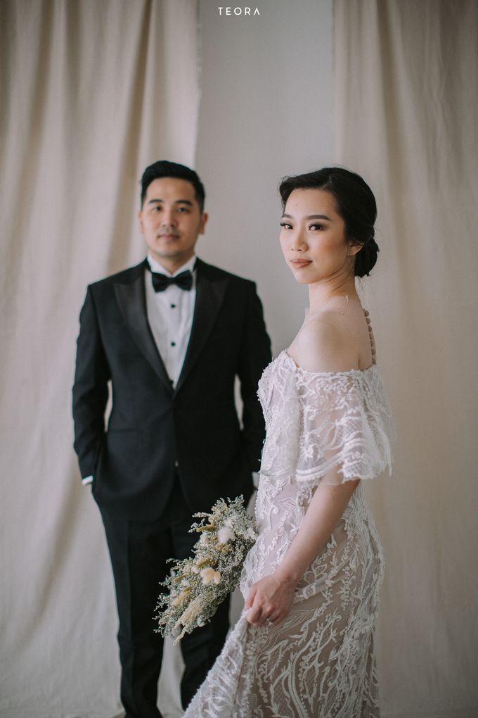 Endy & Selvi Jakarta Prewedding by Rent a Gown - 022