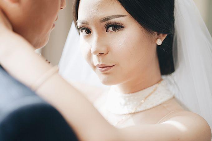 Aldi & Windy Wedding Day by Écru Pictures - 010