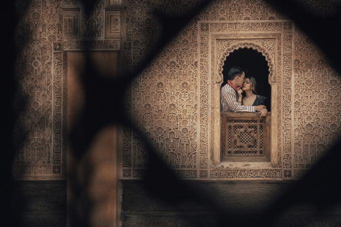 PRE - WEDDING DERIAN & GRACE BY RIO YAPARI by All Seasons Photo - 034