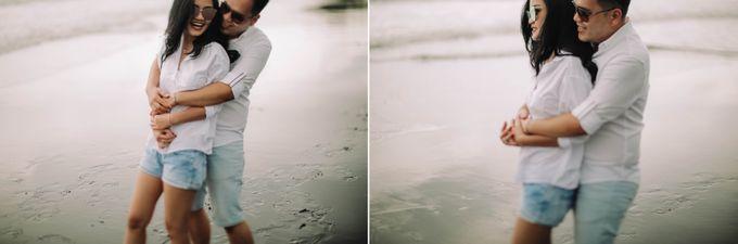 PRE - WEDDING DANIEL & KARINA BY HENOKH WIRANEGARA by All Seasons Photo - 030