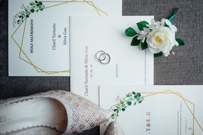 The Wedding of Charil & Silvia by V&Co Jewellery - 004