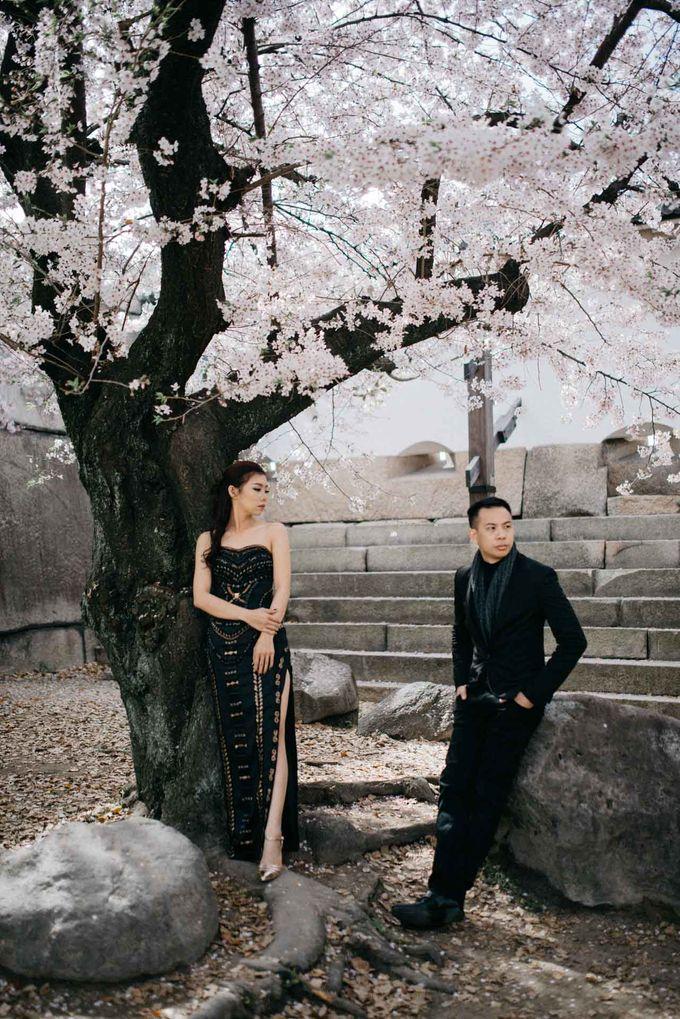 Ditto & Silvy Prewedding by Dhika by MA Fotografia - 039