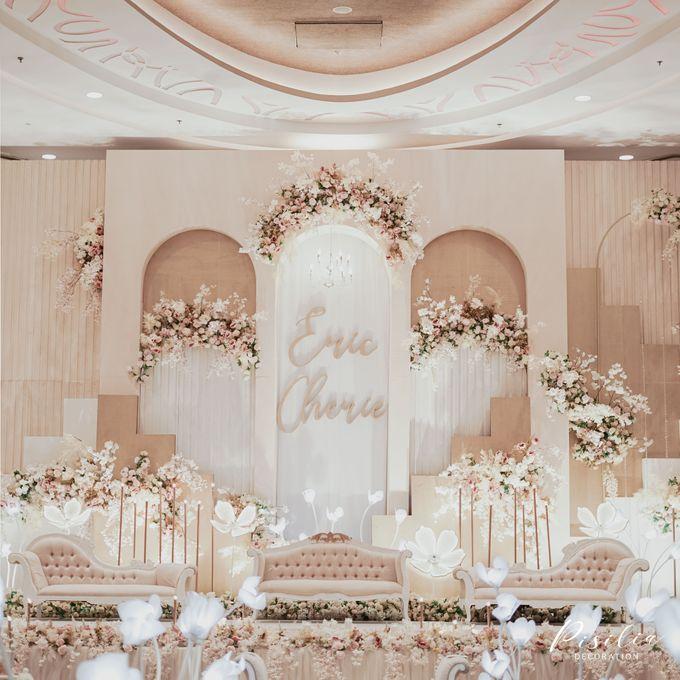 Skenoo Hall Pluit, 19 Jun '21 by IKK Wedding Venue - 040