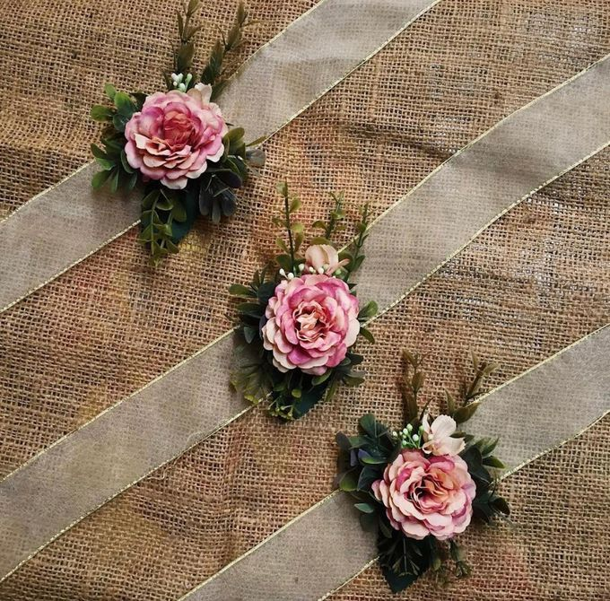 Boutonniere & Corsage by Rose For You - 040