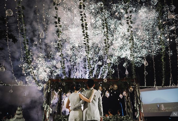 Johan & Finna Wedding by Sofitel Bali Nusa Dua Beach Resort - 040