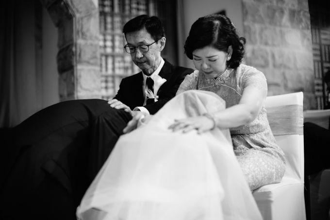 Leonard & Shieng Wedding by Casablanca Design - 040