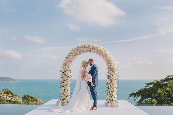 Villa Aye Wedding & Function Venue by Unique Phuket Wedding Planners - 028