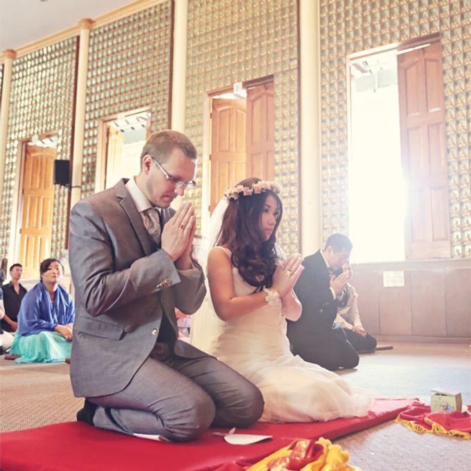 Wedding Day by Portia MakeUp Artist - 001
