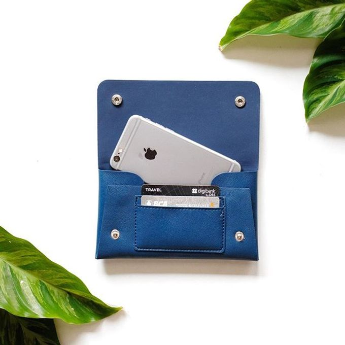 Handphone & Card Wallet by Le'kado - 007