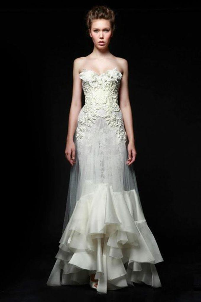 Bride and Evening Collection 2012-2013 Lookbook by saptodjojokartiko bride - 019