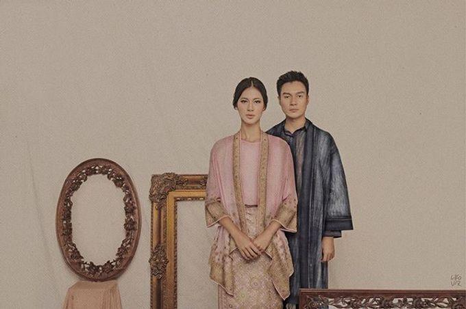 Baim Wong & Paula Verhoeven by Leo Vir - 004