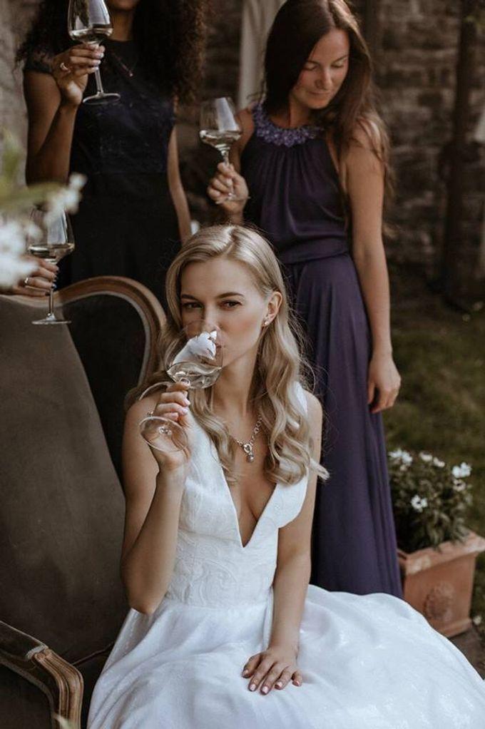 Wedding in Umbria by Ruslana Regi makeup artist in Italy - 004