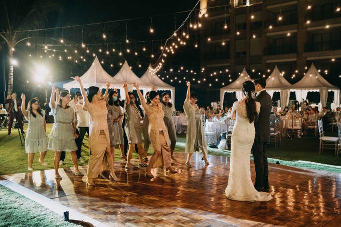 Wedding The Mulia Resort Donald & Tabita by StayBright - 038