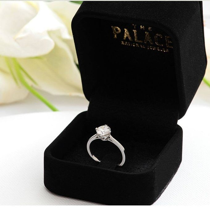 Engagement Ring by THE PALACE Jeweler - 010