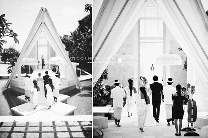 The Wedding - Yang + Yang by Studio 8 Bali Photography - 021