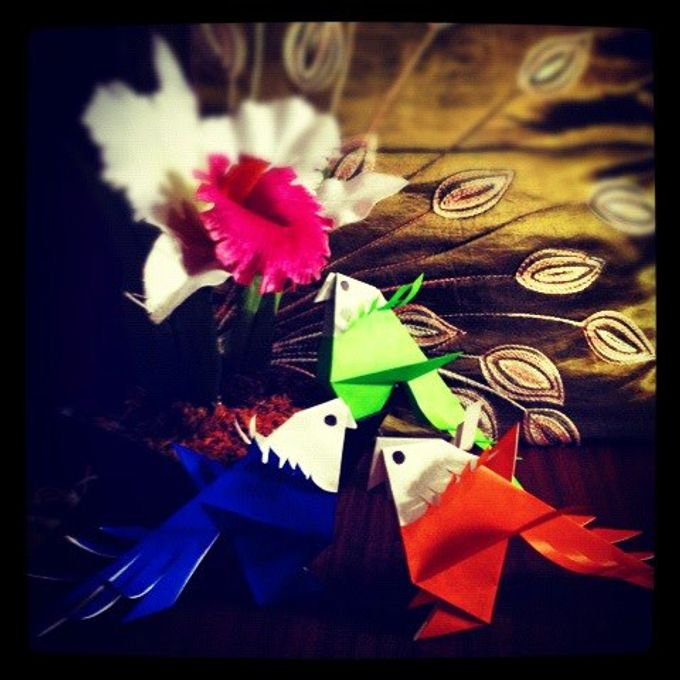 Paper Flowers by Passionately Handmade - 002