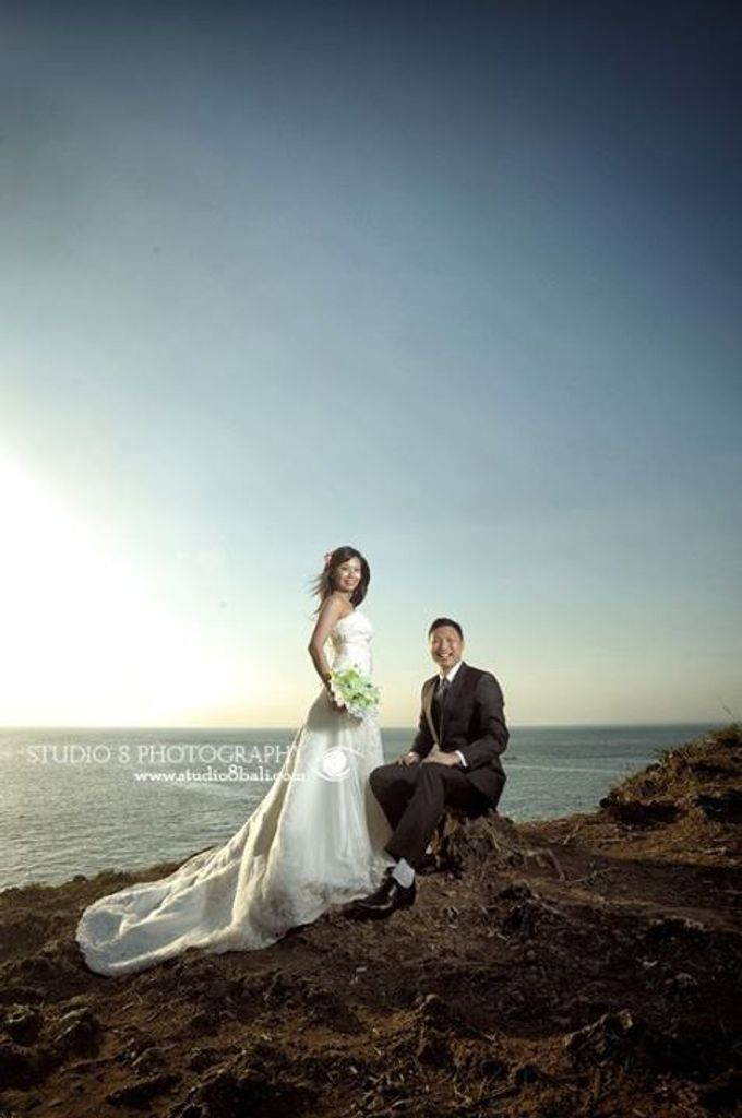 Prewedding - Evan & Shirley by Studio 8 Bali Photography - 009