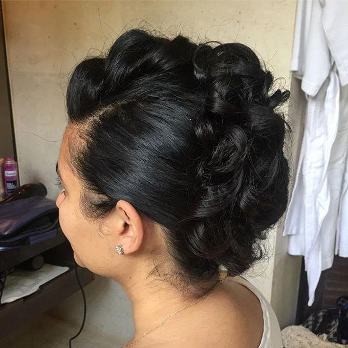 UPDO STYLES by Bali Hair and Makeup  / Anja buerck - 014