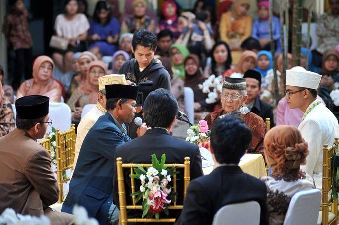 The Wedding Of Utami & Hafidz by Alux's Event & Wedding Creator - 010